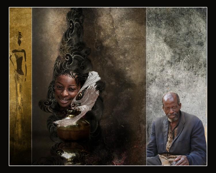 Fonds d'écran Art - Numérique Objets rite