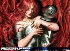 Wallpapers Comics inhumains