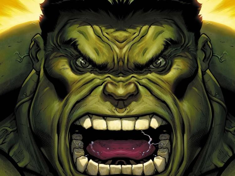 Fonds d 39 cran comics et bds fonds d 39 cran hulk hulk par - Telecharger hulk ...