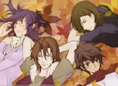 Fonds d'écran Manga Image sans titre N°227801