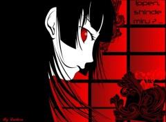 Fonds d'écran Manga Enma Ai ^^