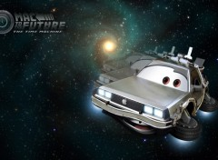 Wallpapers Cartoons Mac to the Future