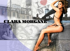 Fonds d'écran Célébrités Femme Clara Morgane