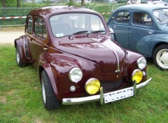 Wallpapers Cars Renault 4CV