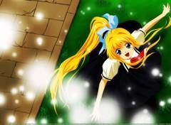 Fonds d'écran Manga innocence