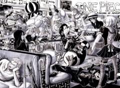 Wallpapers Manga ~ The Zombie Coffee ~
