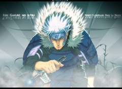 Wallpapers Manga Nidaime Hokage