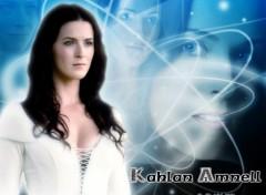 Fonds d'écran Séries TV Kahlan Amnell