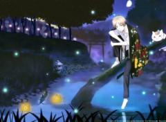 Fonds d'écran Manga la parade de minuit