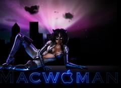 Fonds d'écran Comics et BDs MacWoman