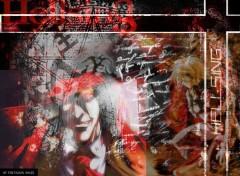 Fonds d'écran Manga Hellsing