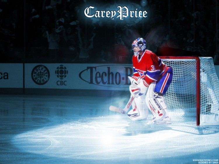 carey price wallpaper. Leisures Carey Price