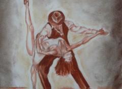 Wallpapers Art - Pencil tango