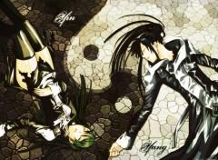 Fonds d'écran Manga D.gray-man
