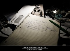 Wallpapers People - Events sos suicide
