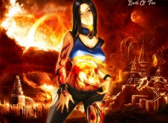 Wallpapers Fantasy and Science Fiction Earth Of Fire