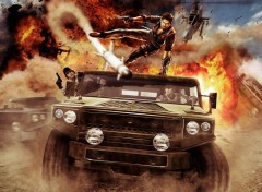 Wallpapers Video Games Just cause2