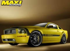 Wallpapers Cars Mustang -- cesam.com