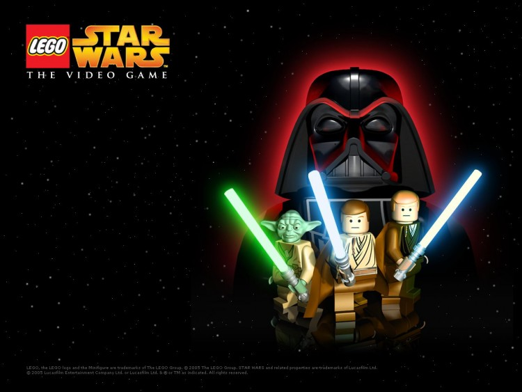 fonds d'écran jeux vidéo > fonds d'écran lego star wars wallpaper