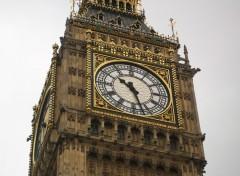 Fonds d'écran Voyages : Europe Big Ben