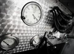Fonds d'écran Voitures Tableau de bord - Bugatti