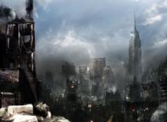 Fonds d'écran Art - Numérique apocalypse