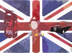 Fonds d'écran Art - Numérique London Pop Art