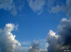 Wallpapers Nature Morceaux de nuages