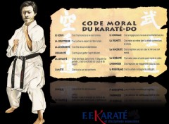 Wallpapers Sports - Leisures Code Moral Karate