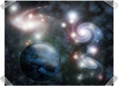 Fonds d'écran Espace Dances galactiques