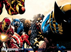 Fonds d'écran Comics et BDs avengers