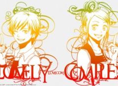 Fonds d'écran Manga lovecom