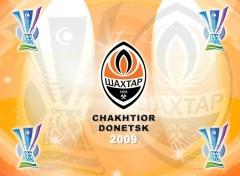 Fonds d'écran Sports - Loisirs FC CHAKHTIOR DONETSK