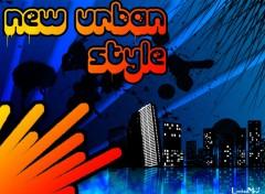 Fonds d'écran Art - Numérique New Urban Style