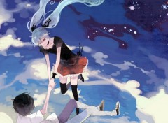 Wallpapers Manga Vocaloid