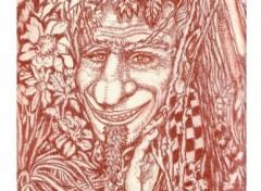Fonds d'écran Art - Crayon Lutin