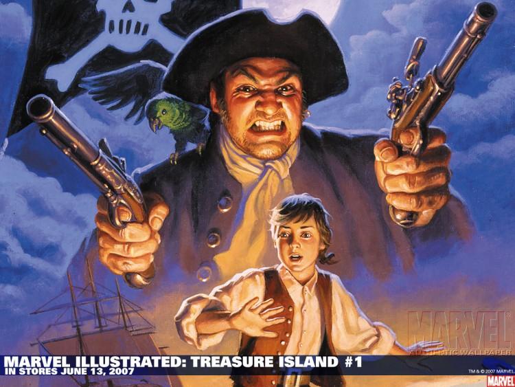 treasure island assessment