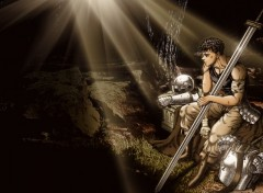 Fonds d'écran Manga Berserk - A Light in the Darkness