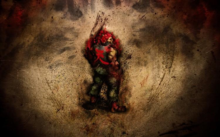 Wallpapers Video Games Street Fighter IV Akuma