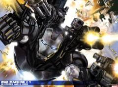 Fonds d'écran Comics et BDs war machine