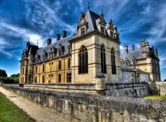 Fonds d'écran Constructions et architecture Château d'Écouen