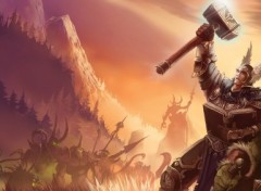 Wallpapers Dual Screen World of Warcraft