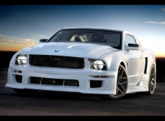 Fonds d'écran Voitures Ford-Mustang