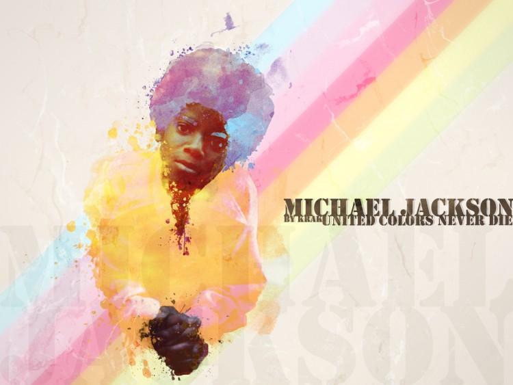 Fonds d'écran Musique Michael Jackson RIP