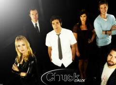 Fonds d'écran Séries TV Chuck