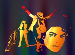 Fonds d'écran Musique Mickael Jackson