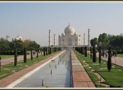 Wallpapers Trips : Asia Agra - Le Taj Mahal