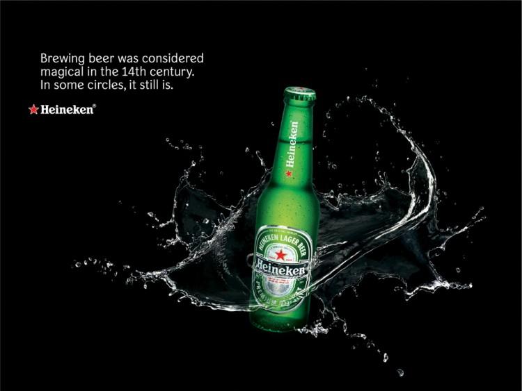 heineken global branding and advertisin