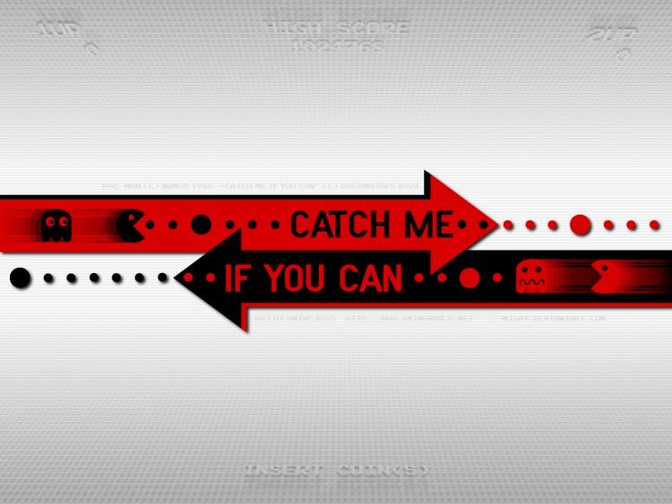 Fonds d'écran Jeux Vidéo Pac-man Pac Me If You Can (v2)