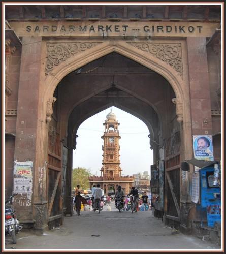 Wallpapers Trips : Asia India Jodhpur - Rajasthan